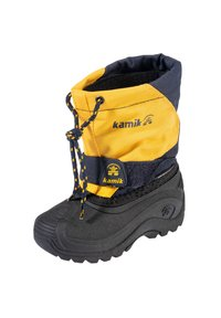 Kamik - Winter boots - yellow-pacific