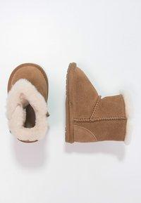 EMU Australia - TODDLER - Vauvan kengät - chestnut - 1