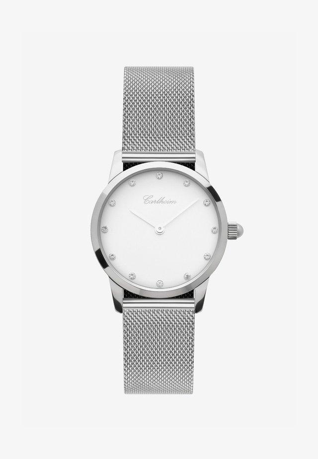 SOFIA 34MM - Horloge - silver-white