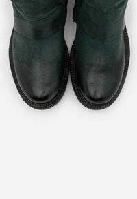 A.S.98 - Cowboy/Biker boots - balsamic - 5