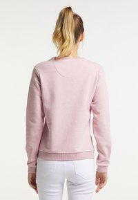 Schmuddelwedda - Sweatshirt - rosa melange - 2