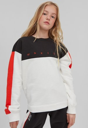 Sweater - powder white