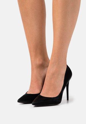 STESSY - Escarpins à talons hauts - black