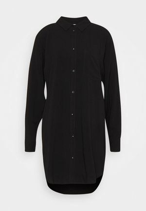 NMFIONA - Button-down blouse - black