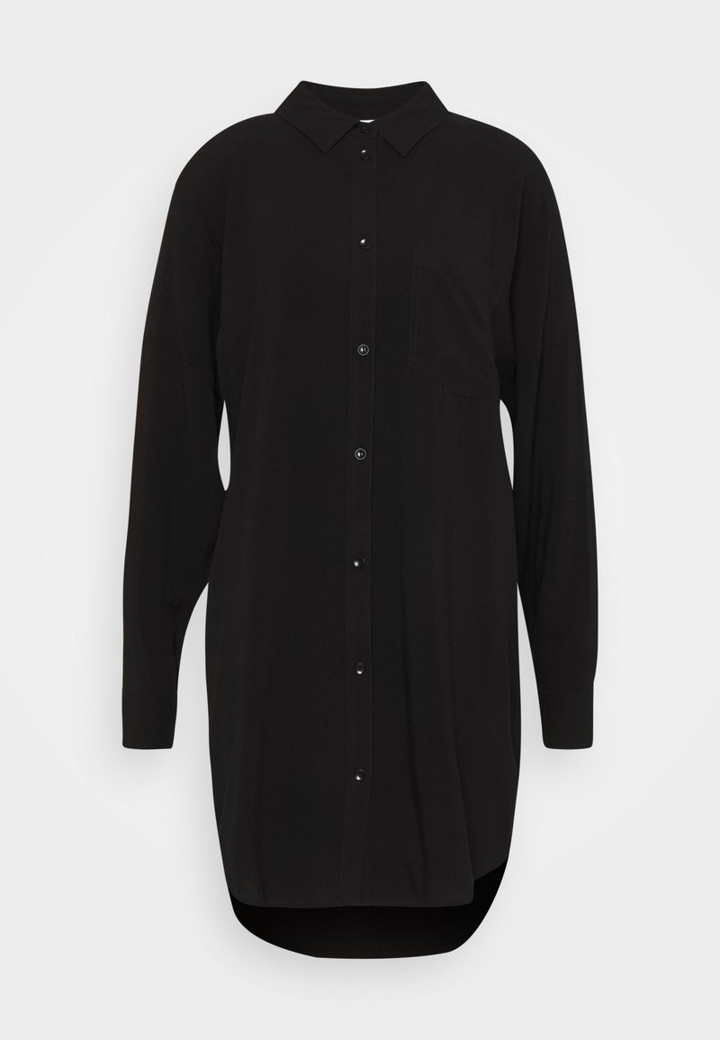 Noisy May Tall - NMFIONA - Button-down blouse - black