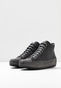 Candice Cooper - PLUS - Sneakers high - nero/antracite - 4