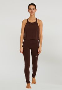 Yogasearcher - Legging - brown - 0