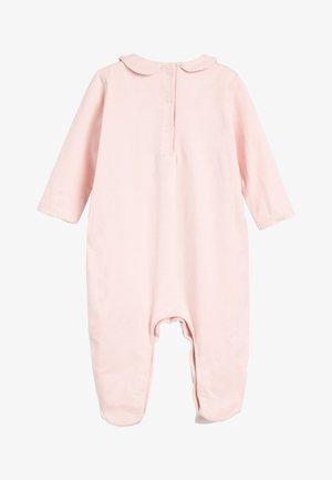 PINK SMART BUNNY SLEEPSUIT (0MTHS-2YRS) - Pyžamo - pink