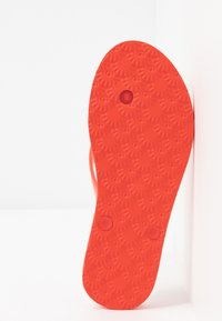 UGG - SIMI GRAPHIC - Pool shoes - coral - 6