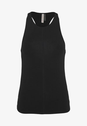 RACER TANK - Top - black