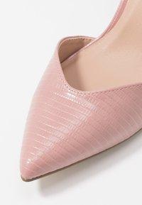 New Look - RAYLA - Escarpins à talons hauts - light pink - 2