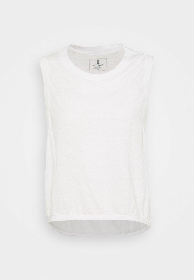 LOVE TANK - Top - white