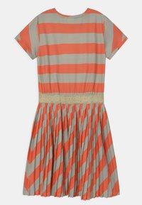BOSS Kidswear - Jersey dress - coral - 1