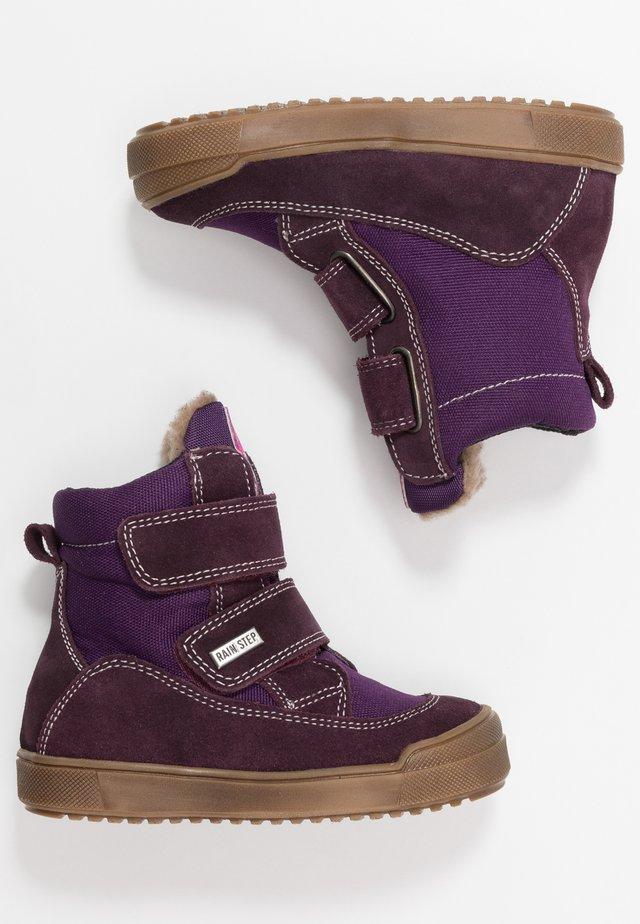 MIEN - Botas para la nieve - violet