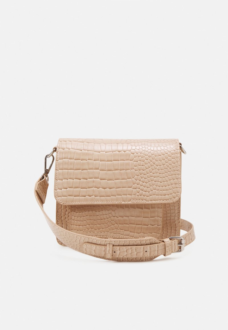 HVISK - CAYMAN POCKET - Across body bag - sand beige