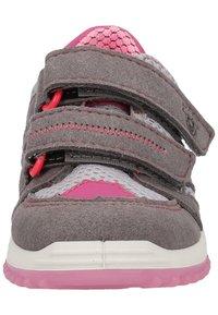 Pepino - Trainers - graphite/grey/pink - 6