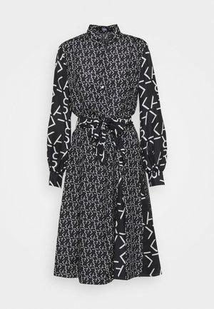 FUTURE LOGO DRESS - Paitamekko - digital karl black