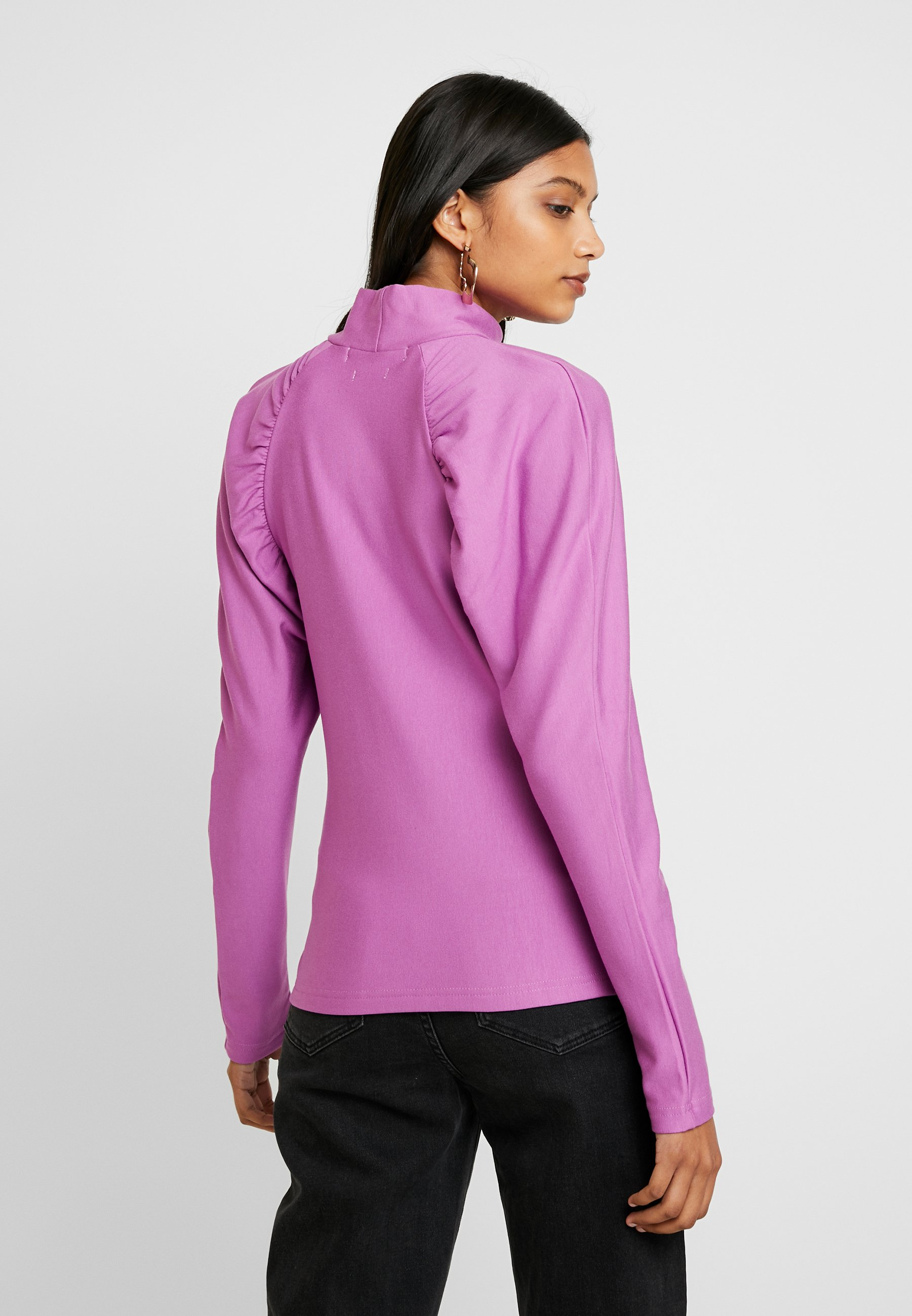 Gestuz TURTLENECK - Sweatshirt - iris orchid | Damenbekleidung billig