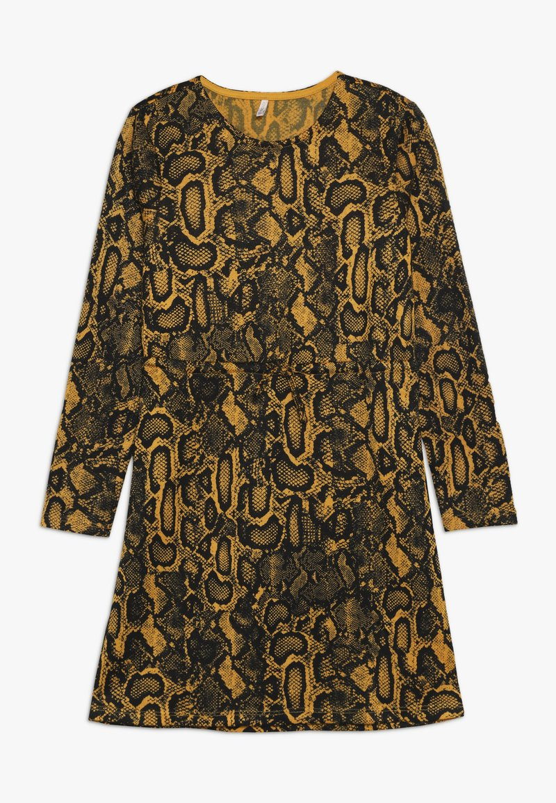 Kids ONLY - KONKIKI ELCOS DRESS  - Jumper dress - golden yellow