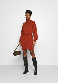 Fashion Union - LEOTI - Jumper dress - brown - 1