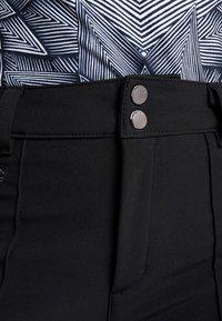 Luhta - JOENTAKA - Zimní kalhoty - black - 6