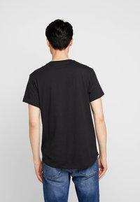 Timberland - TREE LOGO TEE - T-shirt print - black - 2