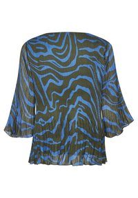 Denim Hunter - DHZITHA  - Blouse - blue zebra print - 7