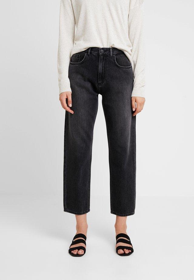 MILVA - Jeans straight leg - nighte wash