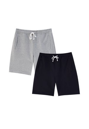 2 PACK - Shortsit - dark grey