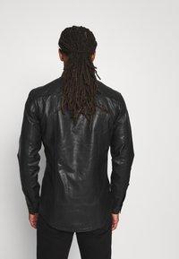 Tiger of Sweden Jeans - TITO - Leather jacket - black - 3