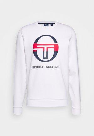 ZELDA - Sweatshirt - white/navy/red