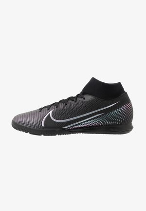 MERCURIAL 7 ACADEMY IC - Indoor football boots - black