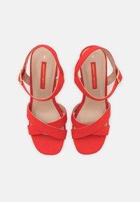 Dorothy Perkins - SELENA BLOCK  - High heeled sandals - coral - 5
