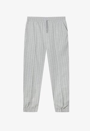 ELEGANTE - Træningsbukser - grey