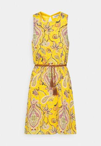 ADRIANA - Day dress - yellow
