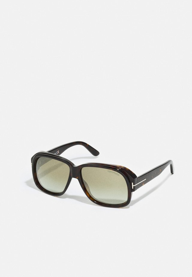 UNISEX - Zonnebril - dark havana/brown