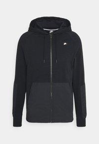 Nike Sportswear - HOODIE - Tröja med dragkedja - black - 6