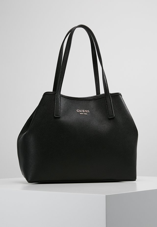 VIKKY TOTE SET - Handbag - black