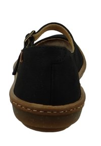 El Naturalista - Ankle strap ballet pumps - black - 2