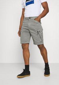 G-Star - ROXIC - Cargo trousers - grey - 0