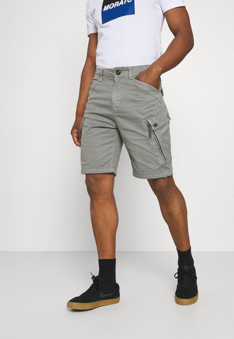 G-Star - ROXIC - Cargo trousers - grey