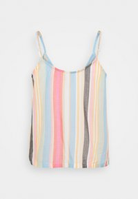 O'Neill - TANKTOP V NECK MIX MATCH - Top - yellow/red - 1