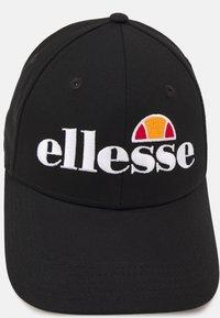 Ellesse - RAGUSA JUNIOR UNISEX - Cap - black - 3