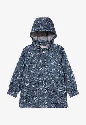 ELINOR - Vodotěsná bunda - greyblue