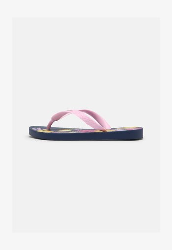 CLASSIC KIDS - Pool shoes - blue/pink/yellow