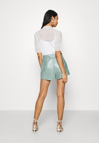 Missguided - Shorts - sage - 2