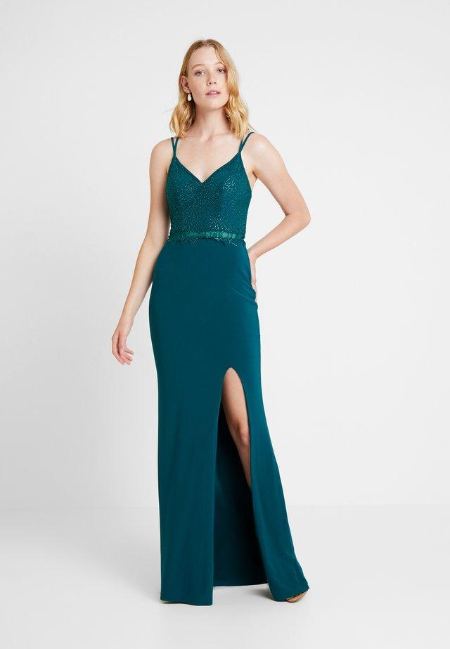 Długa sukienka - forrest