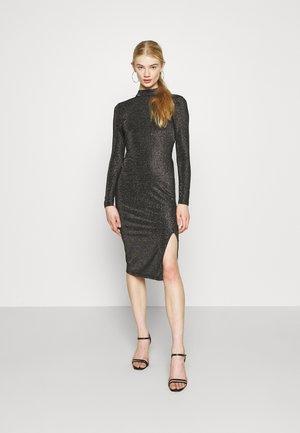 OPEN BACK PARTY DRESS - Cocktail dress / Party dress - black