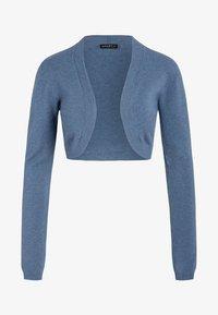 Apart - Cardigan - jeans blue - 4