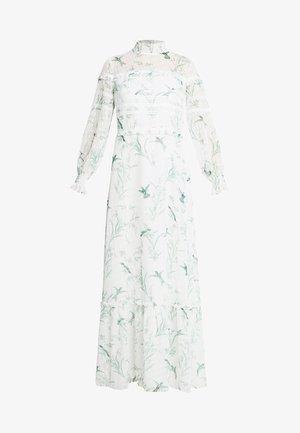 HHARIET FORTUNE TRIM DRESS - Maxi-jurk - mint
